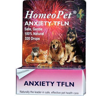 HOMEOPET® ANXIETY ANXIETY TFLN 15 ML