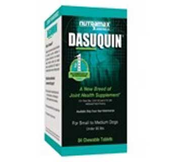 DASUQUIN CHEWABLE TABLETS SMALL AND MEDIUM DOG 84 COUNT