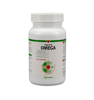 TRIGLYCERIDE OMEGA MEDIUM BREED CAPSULES 60/PKG
