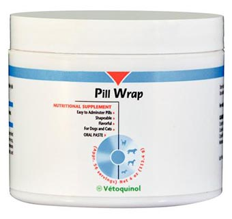 PILL WRAP PASTE 4 OZ
