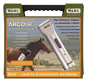 Clippers & Blades - Equine