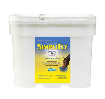 SIMPLIFLY WITH LARVASTOP FLY GROWTH REGULATOR 50 LB 800 DAY SUPPLY