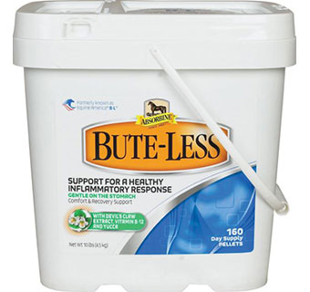 BUTE-LESS® PELLETS - 10LBS - EACH