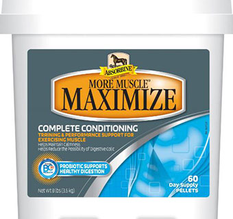 ABSORBINE MAXIMIZE® CONDITIONING SUPPLEMENT - 8LB - EACH
