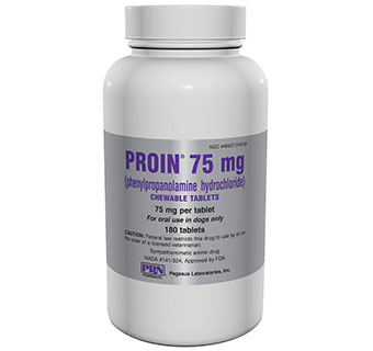 PROIN®CHEWABLE TABS (RX) - 75MG - 180/BOTTLE
