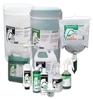 DYNAMINT® PARLOR PACK REFILL WHITE 1 GAL