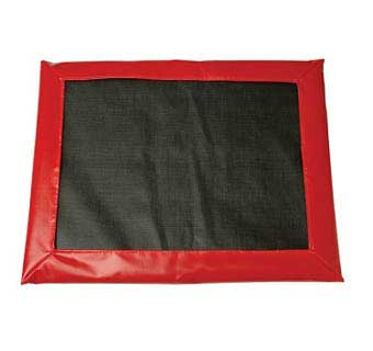 DISINFECTANT MAT RED 24 INCH X 32 INCH 802000