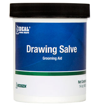 SQUIRE DRAWING SALVE GROOMING AID 14 OZ