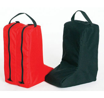 WESTERN BOOTS BAG RED