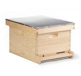 10 FRAME COMPLETE HIVE - EACH