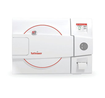 AUTOMATIC AUTOCLAVE TABLETOP STERILIZER 5.2 GAL 19.1 IN W