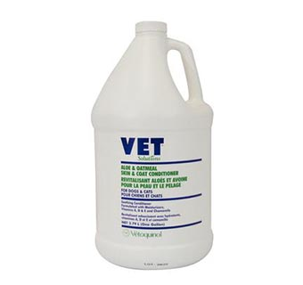 ALOE AND OATMEAL SKIN AND COAT CONDITIONER GALLON