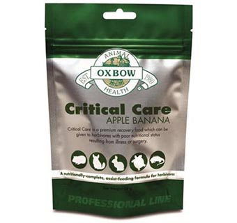 CRITICAL CARE APPLE BANANA FLAVOR 141 G