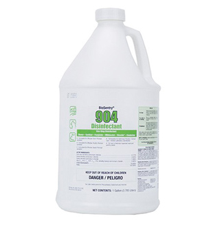 BIOSENTRY® 904 ONE-STEP DISINFECTANT 55 GAL DRUM