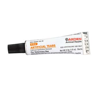 ARTIFICIAL TEARS LUBRICANT OPHTHALMIC OINTMENT 3.5 G TUBE