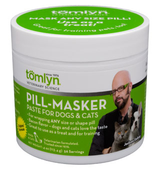 TOMLYN PILL-MASKER ORIGINAL DOGS & CATS 4 OZ