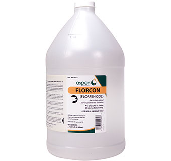 FLORCON 2.3% CONCENTRATE SOLUTION 2.2 LTR (RX)