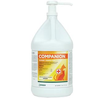 COMPANION™ CLEANER-DISINFECTANT GALLON
