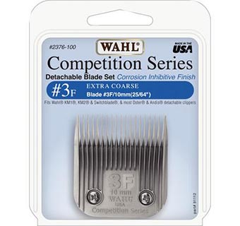 WAHL® CLIPPER BLADES COMPETITION SERIES # 3F