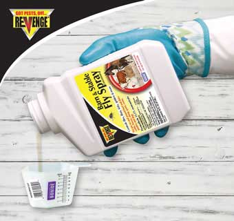 REVENGE® BARN AND STABLE FLY SPRAY 1.33 GAL