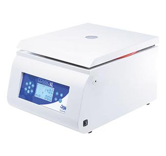 COMBOXL CENTRIFUGES WITH SWING-OUT ROTOR FOR CLINICAL USE