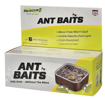 BULK BOX ANT BAIT GEL 1.92 OZ 6/PKG