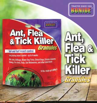 FLEA AND TICK KILLER SOLID 10 LB