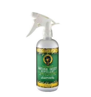 ESSENTIAL EQUINE GO WAY™ NATURAL INSECT REPELLENT SPRAY 16 OZ BOTTLE