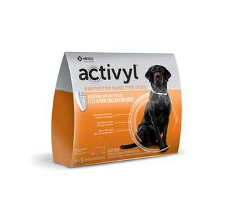 ACTIVYL® PROTECTOR BAND FOR DOGS 1/PKG