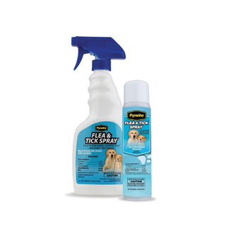 FLEA AND TICK SPRAY BOV WATER BASED INSECTICIDE/REPELLENT 16 OZ