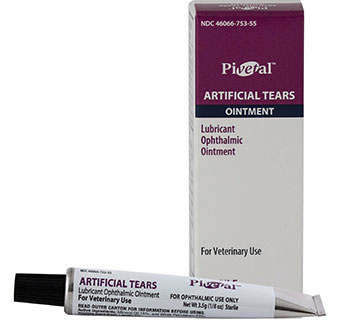 PIVETAL® ARTIFICIAL TEARS OPHTHALMIC OINTMENT 3.5 G 1/PKG