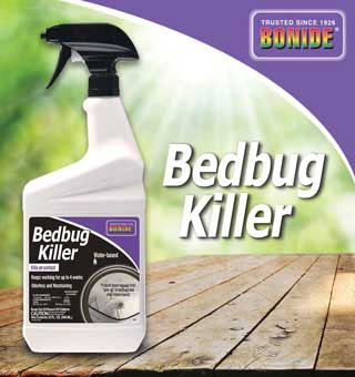DUAL ACTION BED BUG SPRAY 12 QT