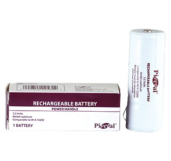 PIVETAL® RECHARGEABLE BATTERY 3.5V COMPATIBLE WITH W/A 72200 1/PKG