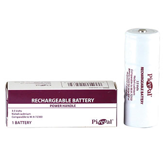 PIVETAL® RECHARGEABLE BATTERY 3.5V COMPATIBLE WITH W/A 72300 1/PKG