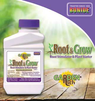 ROOT-N-GROW® ROOT STIMULATOR AND PLANT STARTER 16 OZ