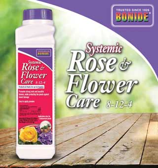 ROSE AND FLOWER CARE GRANULE SOLID 2 LB