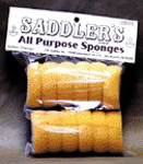 Sponges - Leather Care